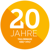 20 Jahre Tailormade
